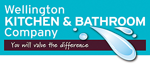 wellington kitchen and bathroom logo